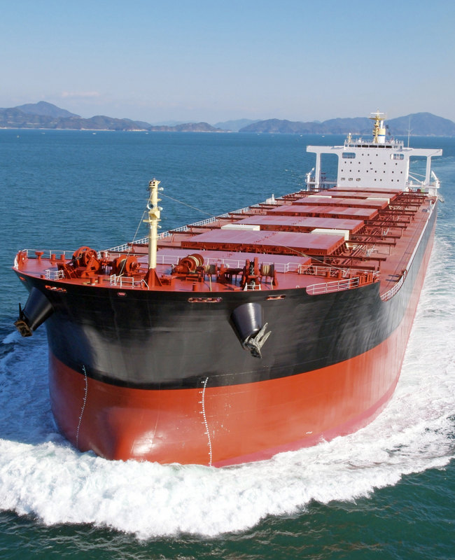Safe Bulkers shipping